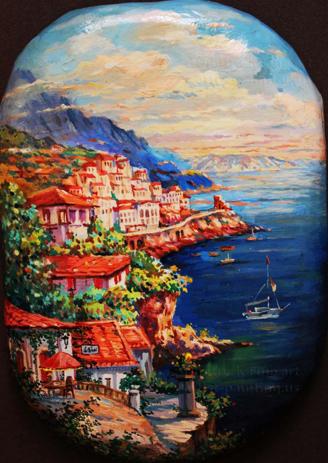 Морски град